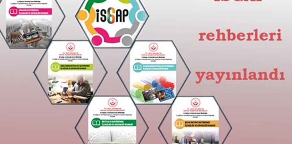 İSGAP Rehberleri Yayınlandı